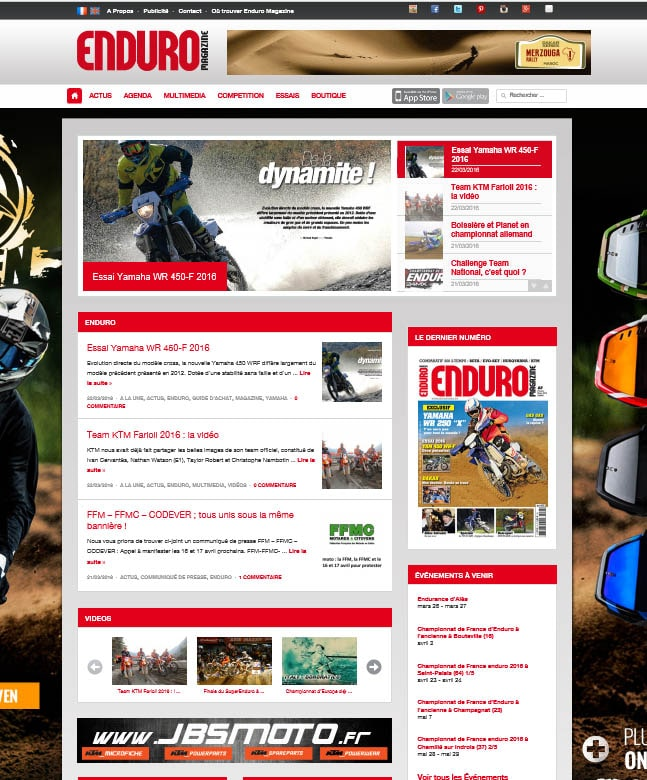 Enduromagazine.fr