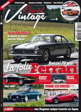 Original Vintage Magazine