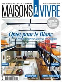 Maisons à Vivre Magazine