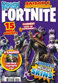 Fortnite Magazine by Krash