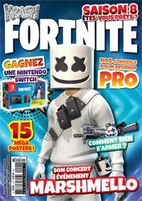 Fortnite Krash Magazine