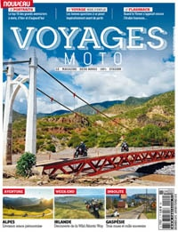 Voyages à moto par Trail Adventure