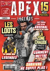 Apex Legends by Krash